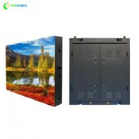 Buy cheap P10 Stage Rental LED Display Steel Aluminium Cabinet Design FCC UL Approved from wholesalers