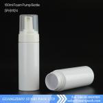 Buy cheap 150ml Foaming Face Wash bottle, foam pump bottle, cylinder round plastic bottle 150ml from wholesalers