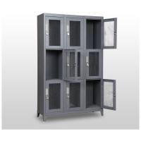 Buy cheap Military Wire Mesh Storage Locker Weapon Storage Cabinets , Large Locking Metal Cabinet from wholesalers