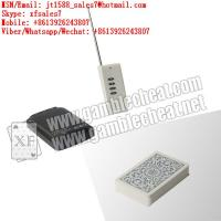Buy cheap XF iPhone mobile power bank camera for poker analyzer and barcodes marked cards product
