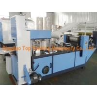 Buy cheap Serviette Napkin Paper Making Machine from wholesalers