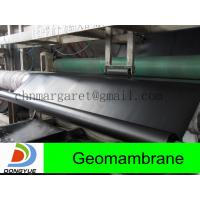 Quality Leakage-proof geomembrane (engineering) for sale