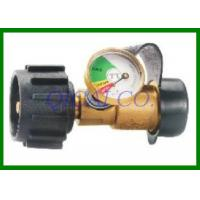 Buy cheap QC-212R / Your model is welcome , 250PSI LPG Propane GAS Gauges Valves from wholesalers