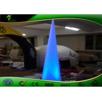 Buy cheap Inflatable Advertising Products / Traffic Inflatable Cylinder LED Light from wholesalers