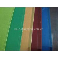 Buy cheap Die Cut Plastic OEM Rigid Transparent Color PVC Conveyor Belt PP PET Plastic Sheet from wholesalers