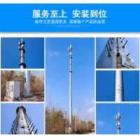 Buy cheap WIFI Octagonal microwave Lattice Cell Phone Tower from wholesalers