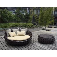 Buy cheap Supply 2-PC Mauritius Beach Daybed, Outdoor Daybed, Rattan Garden Furniture, from wholesalers