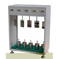 Buy cheap Five Sets CNS Standard Adhesive Tape Holding Strength Testing Machine from wholesalers