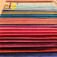 Buy cheap Burn Out Soft Velvet Sofa Upholstery Fabric 280gsm 140cm To 300cm Width from wholesalers