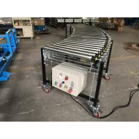 Buy cheap Timing Belt Flexible Powered Roller Conveyor from wholesalers