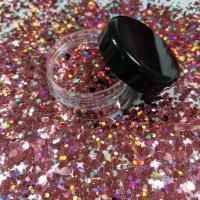 Buy cheap Nail Polish Glitter Cosmetic Glitter Pigment Cosmetic Powder Nail Polish Powder Nail Gel Pigment from wholesalers