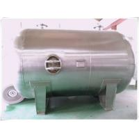 Buy cheap Stainless Steel Underground Oil Storage Tanks 5000 Liters Big Volume Horizontal from wholesalers