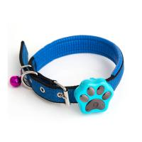 China WIFI anti-lost waterproof anywhere gps tracker pet/dog with free online software sim card on sale