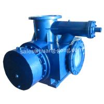 Buy cheap Marine Hot oil bitumen heat insulation pump 2HM4200-100 (6~16Bar,150~410m3/h) from wholesalers