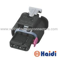Buy cheap Female Electrical Wiring Harness Connectors Waterproof Male 3Pin Plug 1718653-1 from wholesalers