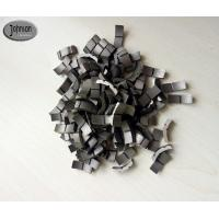 Buy cheap Crown , Turbo , Pie Type Diamond Core Bit Segments For Stone / Ceramic / Granite from wholesalers