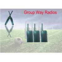Buy cheap Hand Held Full Duplex Digital Two Way Radios For Soccer Referee Intercom from wholesalers