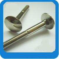 Buy cheap M3 - M36 Stainless Steel Bolt and Nuts , Carbon steel Carriage Metric Bolts from wholesalers