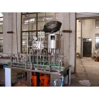 Buy cheap Slush Beverage / Fermented Beverages Carbonated Drink Filling Machine , Mixed Evenly from wholesalers
