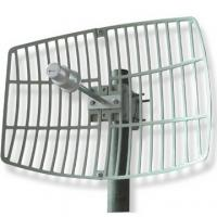 Buy cheap 3400-3600MHz 3.5G Wimax Grid Parabolic Antenna product