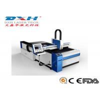 Buy cheap 1000W German IPG Laser Cutting Machine , SS Sheet Cutting Machine L3000MM W1500MM from wholesalers