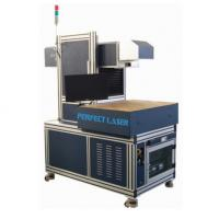 Buy cheap Easy Operation Leather Hollowing Laser Marking Machine FDA / SGS / TUV from wholesalers