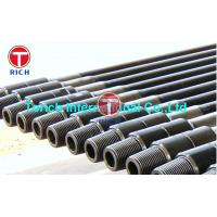 Buy cheap GB/T 9808 Alloy Steel Grade Drill Steel Pipe , Mineral Mining Seamless Steel Tubes from wholesalers