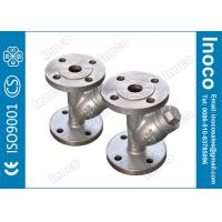 Buy cheap BOCIN Stainless Steel Y Strainer Filter Liquid Water Purification Flange DN50 from wholesalers
