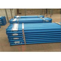 Quality Painted or galvanized surface 3.5-3.9 meters Adjustable Props Jack Adjustable for sale