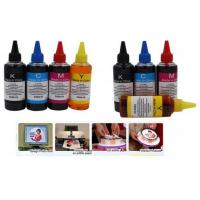 Buy cheap Edible Ink Refill Kit for canon edible ink for epson edible ink for Brother Printer  for cake from wholesalers