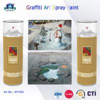 400ml canned environmental fast drying graffiti spray art for Fast drying craft paint