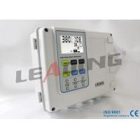Buy cheap Three Phase Duplex Booster Pump Controller AC380V Input Voltage With ABS Enclosure product