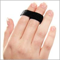 Buy cheap Finger Buddy Loops Splint Tape To Treat Broken For Jammed Swollen Or Dislocated Joint from wholesalers