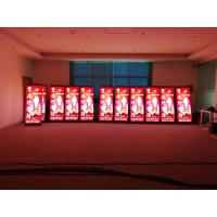 Buy cheap Indoor Smd LED Screen For Street Intelligent Lamp Post 100000 Hurs Life from wholesalers