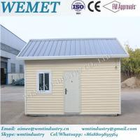 Hot Sale Prebabricated House With Pvc Exterior Wall Cladding And Insulation Panel 104785488