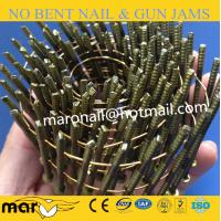 Buy cheap ring shank nails supplies from wholesalers
