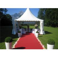 Buy cheap Commercial Huge Tent Pagoda Tents  For Marketing Point Shop Space from wholesalers