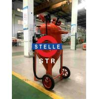 Buy cheap Wet Mobile Dustless Blasting Equipment Oil Containment Coating Paint Removing from wholesalers