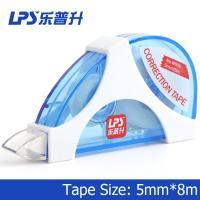 Blue Decorative Correction Tape Korea Stationery Plus Correction Tape W956