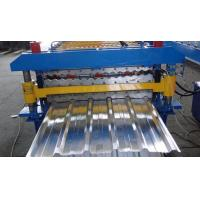 Buy cheap Double Layer Roofing Metal Sheet Roll Forming Machine For PPGI / PPGL / GI / Aluminium from wholesalers