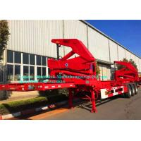 Buy cheap SINOTRUCK Port Handling Equipments Side Loader Container Truck Wireless Control product
