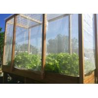 Buy cheap Garden Insect Mesh Netting 20 Mesh Count Polyethylene Agricultural Netting from wholesalers