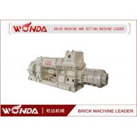 Hollow Clay Brick Making Machine , Solid Concrete Block Making Machine36-40 R/ Min Spindle