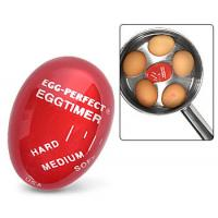 Buy cheap PP Heat Sensitive Colour Changing Egg Timer , Eco Friendly Egg Cooker Timer from wholesalers