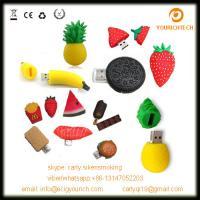 Buy cheap Bulk Fruit Shape USB Flash Drive product