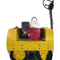 Buy cheap Concrete Roller Double Drum Hydraulic Roller Road Roller 15KN from wholesalers