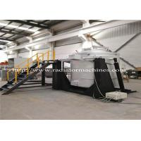 Buy cheap Aluminum Electric Metal Melting Furnaces Tilting 500KG Resistance 75kW from wholesalers