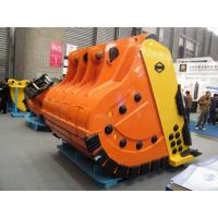 Buy cheap 8 Cubic Meter Excavator Rock Bucket With Hardox 500 Wearable Steel For EX1800 from wholesalers