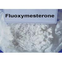 Buy cheap Factory supply of Fluoxymesterone/ Halotestin white powder high quality  with best price from wholesalers