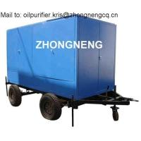 Buy cheap Caster Wheel mounted Dielectric Oil FILTERING System,Transformer Oil Purification from wholesalers